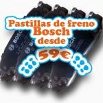 oferta-pastillas-freno-Bosch